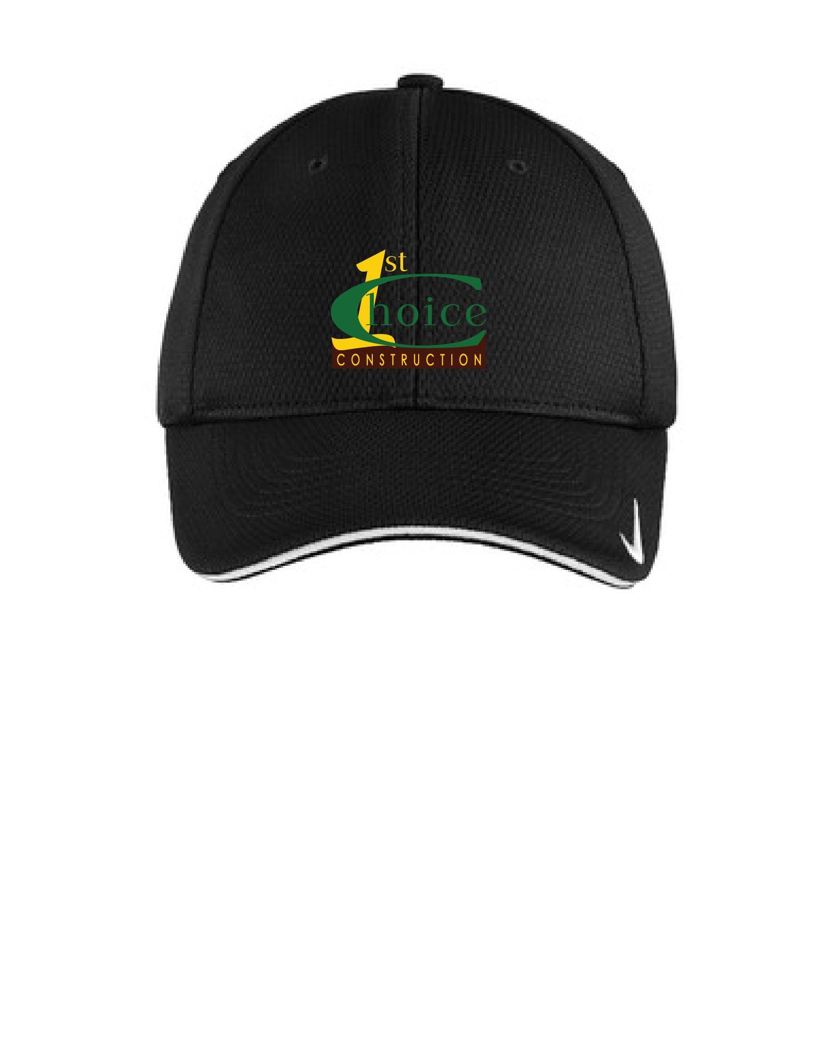 e51ed83dff9709 1st Choice - Unisex -Nike Golf - Dri-FIT Mesh Swoosh Flex Sandwich Cap: Pacific  Blue